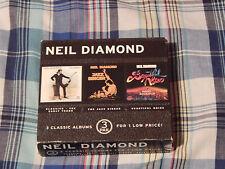 The Early Years + Jazz Singer + CHRISTMAS Album [Box Set] by Neil Diamond) CDs)