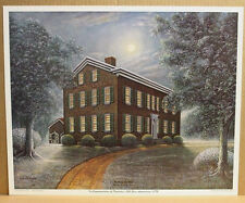 Night of the Ball My Old Kentucky Home CW Vittitow Federal Hill Bardstown