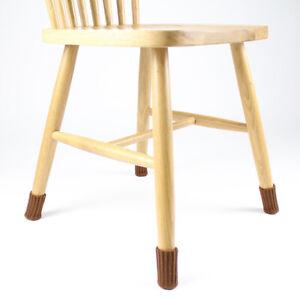 Home Furniture Chair Leg Cover Floor Protectors Knitting Leg Socks Chair Cover Y