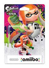 Nintendo Amiibo Splatoon fille Inkling