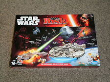 STAR WARS RISK GAME : FORCE AWAKENS EDITION - NEW SEALED CONTENTS (FREE UK P&P)