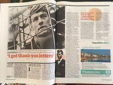 UK G2 Supplement July 2017 Peter McEnery Dirk Bogarde Teddy Afro Colin Farrell