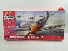 Airfix A12002A Messerschmitt Bf109e 1 24 Scale Series 12 Plastic Model Kit