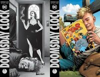 Doomsday Clock #10 (of 12) Gary Frank A+B Cvr variant set Ships FREE Watchmen