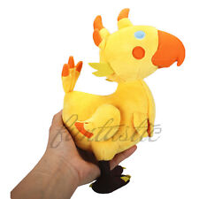 Final Fantasy XIII Plush doll 9 Inch Wonderful Gold Chocobo Stuffed Animal Toy