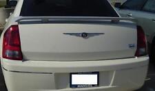 Fits 2005 - 2007 Chrysler 300 Custom Style Spoiler Wing Primer NEW