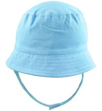 6fcab6e6496cb Pesci Baby Boys Girls Summer Bucket Sun Hat With 12 - 18 Months Blue (light