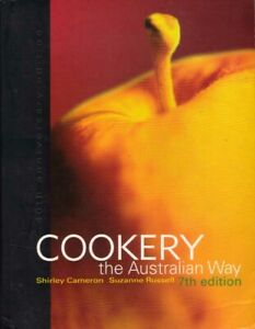 Cookery the Australian Way BOOK Cookbook 7th edition School text