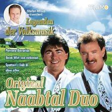 Stefan Mross présente des légendes musique populaire: original naabtal DUO CD NEUF