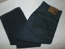 NWOT MENS AMERICAN EAGLE JEANS~RELAXED STRAIGHT~31X30