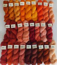 Retirement Sale - Paternayan Persian Wool - 4 oz. - Orange shades - $9.99 each
