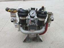 Graco Glutton 220 666 Air Pneumatic Diaphragm Pump Stainless 41 Ratio 6 Gpm