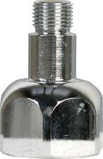 CO2 Adapter für Dennerle Druckminderer von Einweg auf Mehrwegflasche NEU