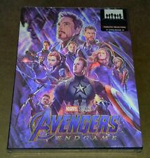 New Avengers Endgame Lenticular 4K UHD/Blu-ray Steelbook™ Fanatic Selection