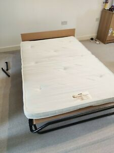 Jay-be J Bed folding guest bed small double, very good condition, free delivery