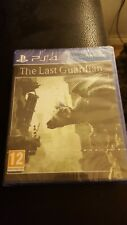 The Last Guardian PS4 (Sony PlayStation 4, 2017)
