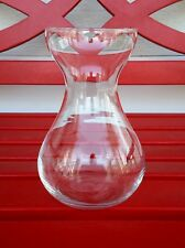 Classic Hyacinth Bulb Forcing Starter Vase Clear Glass Hydroponic Dutch Holland