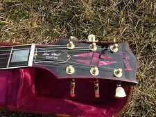 Limited Edition Gibson Les Paul Custom Purple Widow Guitar