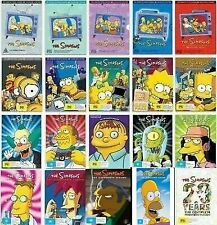 The Simpsons Complete Series Season Collection 1-20 17 18 19  DVD Sets + Movie