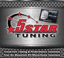 5 Star Tuning Custom SCT 5015+ LiveWire Raptor EcoBoost F-150 Super Duty 5 Tunes