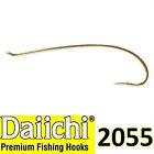 Daiichi 2055 Gold Alec Jackson Spey Fly Hook -- fly tying salmon steelhead hooks