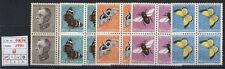 Svizzera - 1950 - Pro Juventute - MNH - nn.502/506  - Quartine