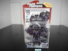 NEW & SEALED!! TRANSFORMERS GENERATIONS IDW MEGATRON DELUXE FIGURE 30TH ANN 20-5