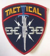 Birmingham Alabama Police Department Tactical Operations Cloth Patch