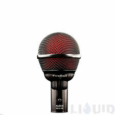 Audix FireBallV Dynamic Cardioid Harmonica Microphone NEW + FREE 2DAY SHIP!