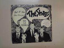 "SHAGS:Did I Say(That I Love You)-Talk To A Sidewalk-U.S.7"" Golden Voice Orig.PSL"