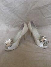Menbur Ivory Marfil, Women��s Shoes, Size 8M