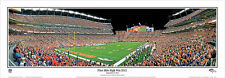 Denver Broncos MANNING OPENING NIGHT Sports Authority Field Panoramic Poster
