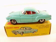 Dinky Toys F 549 Coupé Borgward Isabella en boîte