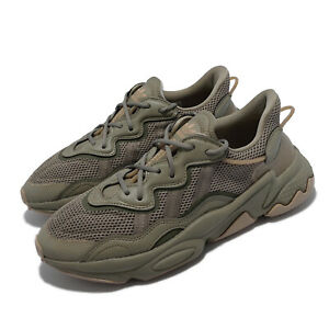 adidas Originals Ozweego Green Beige Men Casual Lifestyle Shoes Sneakers GY3157
