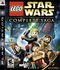 Lego Star Wars: The Complete Saga  - Sony Playstation 3 Game