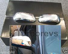 AUDI A3 A4 A6 Cromato Specchietto Laterale Coperture Tappi