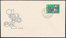 Liechtenstein 1960, MiNr. 398, Europa, bel solo tag lettera, mer 70,-.