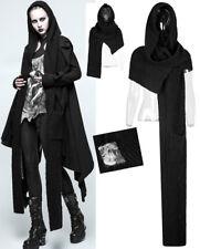 Bonnet écharpe longue châle gothique lolita fashion hiver multiposition Punkrave
