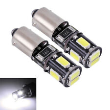 2 Birnen LED H6W / BAX9S Nachtlichter / -leuchten Position ohne MESSAGE Fehler