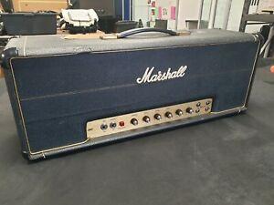 Marshall Jmp 1972 Superlead 100w
