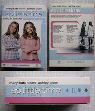 So Little Time  DVD-BOX zur TV-Serie  Mary-Kate Olsen & Ashley Olsen