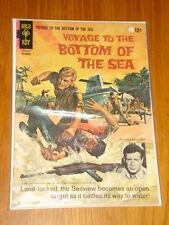 VOYAGE TO THE BOTTOM OF THE SEA #6 VG (4.0) GOLD KEY COMICS NOVEMBER 1966