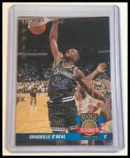 1992-93 Upper Deck Rookie Standouts #RS15 Shaquille O'Neal RC