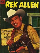 REX ALLEN COMICS GOLDEN AGE COLLECTION PDF FORMAT CD