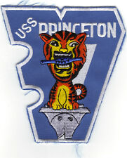 Uss Princeton Cv-37 (Us Navy Ship Patch)