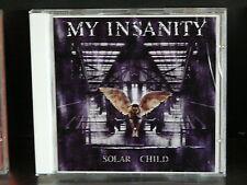 MY INSANITY Solar child PUR510912 Goth rock