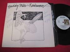 MODERN SOUL LP - BUDDY MILES - ROADRUNNER (1977) T-TOWN TT-1001