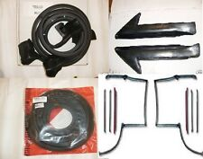 1982-1992 TRANS AM CAMARO COMPLETE T TOP WEATHERSTRIP KIT