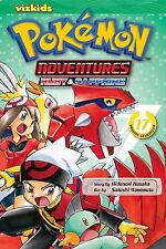 pokemon adventures vol 17-18