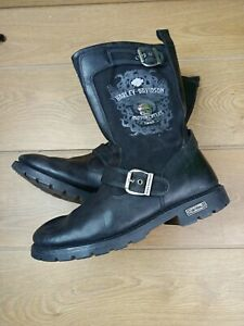 Women's Harley Davidson Boots UK Size 10